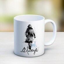 Alan Rickman Severus Snape Immer Patronus tasse aufkleber Tee kunst freund geschenk wein milch bier neuheit tee tasse geburtstagsgeschenk geschenke