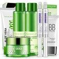Bioaqua Aloe Vera Refreshing Set of 7 Gift Boxes Facial Applying Water Lightening Moisturizing Skincare Set