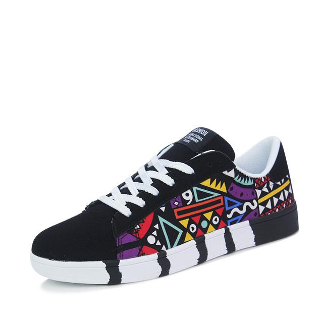 Men Shoes Men Casual Canvas Shoes Fashion Lightweight Lace Up Sneakers Summer Breathable Men Flats Slip Shoes Male Footwear 2019