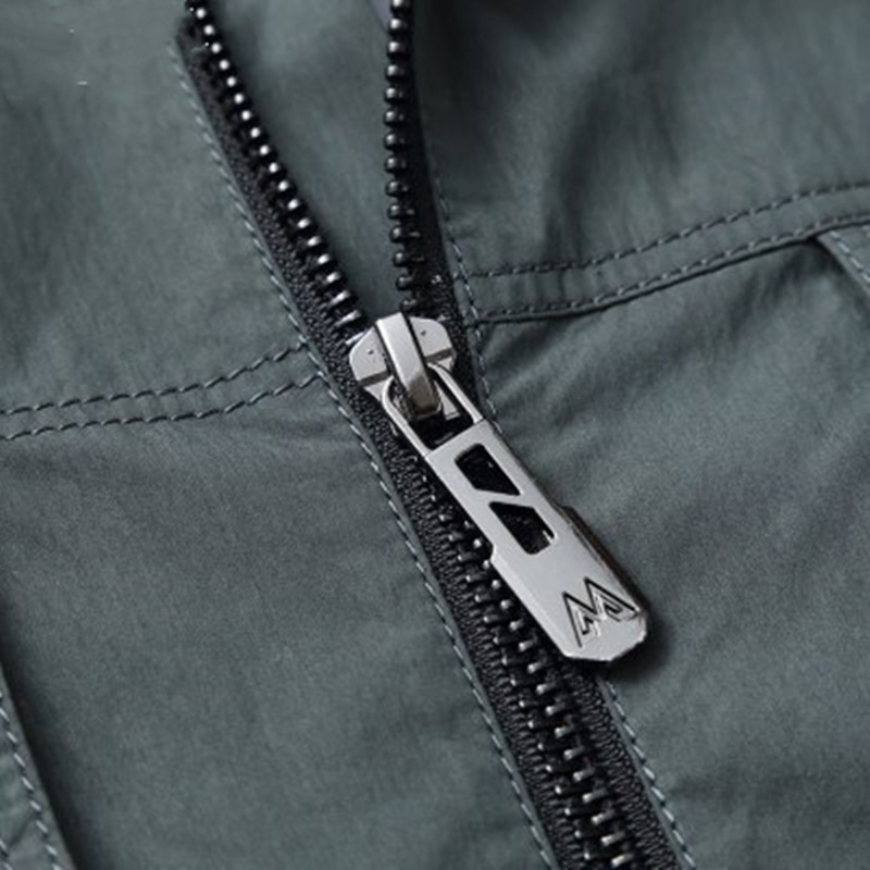 Frühling 2019 Mode männer Casual Jacke männer jacken und mäntel Business Casual Oberbekleidung herren windbreaker jacken mit Zipper - 4