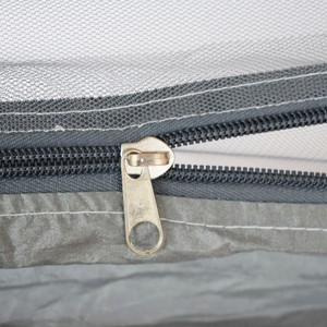 Image 4 - Paraşüt naylon kumaş çift Hamak örgü çadır geri dönüşümlü böcek sivrisinek ücretsiz Hamak salıncak Hamac asılı yatak dış mekan mobilyası