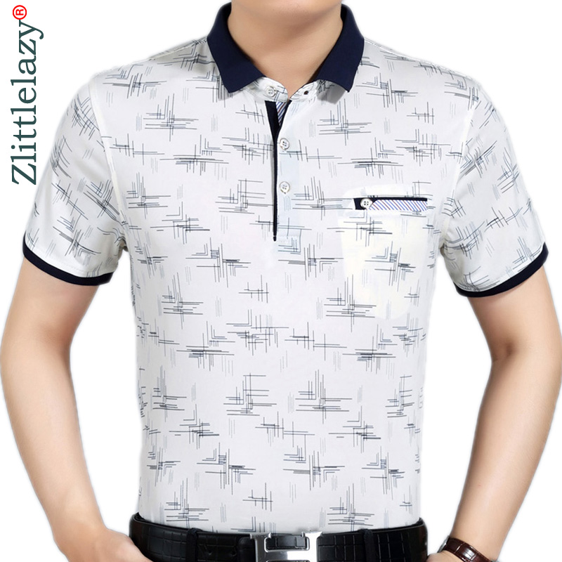 New summer   polo   shirt men short sleeve   polos   shirts line slim fit mens pol clothes dress bodybuilding streetwear poloshirt 519