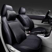 Speciale lederen stoelhoezen Voor Opel Astra h j g mokka insignia Cascada corsa adam ampera Andhra zafira auto accessoires