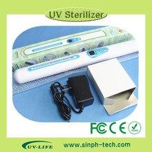 Зародыш убивает жезл уф-стерилизатор бактерии ультрафиолетовый дезинфицирующее стерилизатор средство рук уф