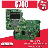 G700 for Lenovo G700 laptop motherboard BAMBI mainboard 11SN0B5M11 11S90003042 original mainboard