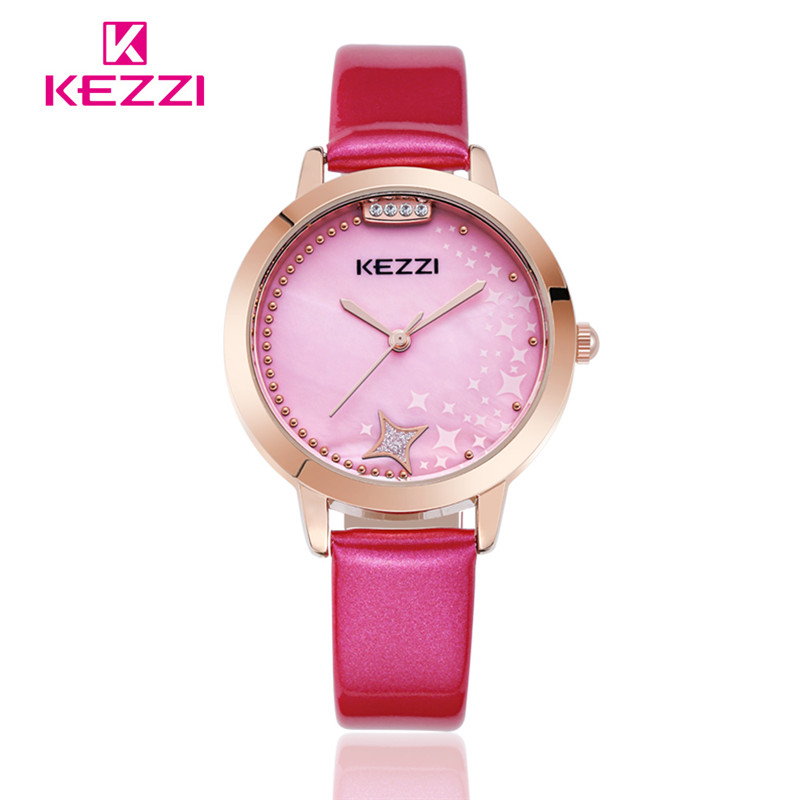 KEZZI New Hot Fashion women watches Luxury Women s Ladies Girl Dress Analog Quartz Gift Wrist