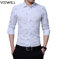 5xl Mens Shirts Letter Print Casual Dress Solid Mens Clothing Large Sizes Formal Office Chemise Homme Manche Longue 2018 New