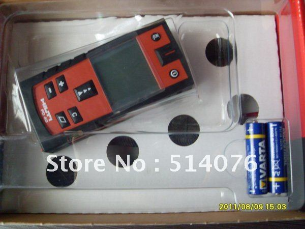 Laser Entfernungsmesser Oem : Hilti laser entfernungsmesser pd: pd i distanzmessgeräte
