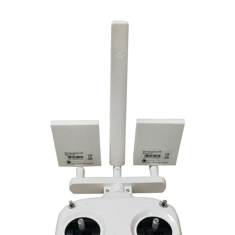 все цены на DJI Phantom 3 Standard 3S 3SE Remote Controller Refitting Antenna WiFi Extender Signal Booster Distance Booster Drone Accessory