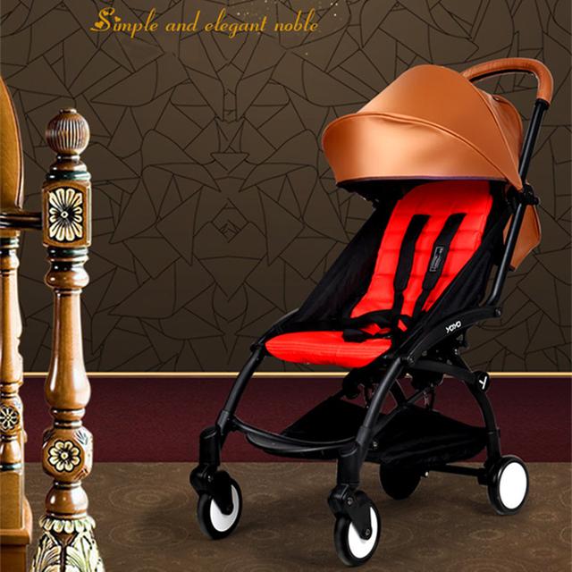 Sitable yoya del bebé cochecito de bebé portátil plegable bebé coche paraguas en el avión