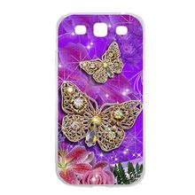 Mutouniao Butterfly Silicon Soft TPU Case Cover For Samsung Galaxy S3 S4 S5 S6 S7 S8 S9 Edge Plus I9300 I9500 E5 E7