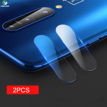 2pcs Camera Protector For Oneplus 7 Pro Back Lens Tempered Glass Phone Film 1+7 Protective