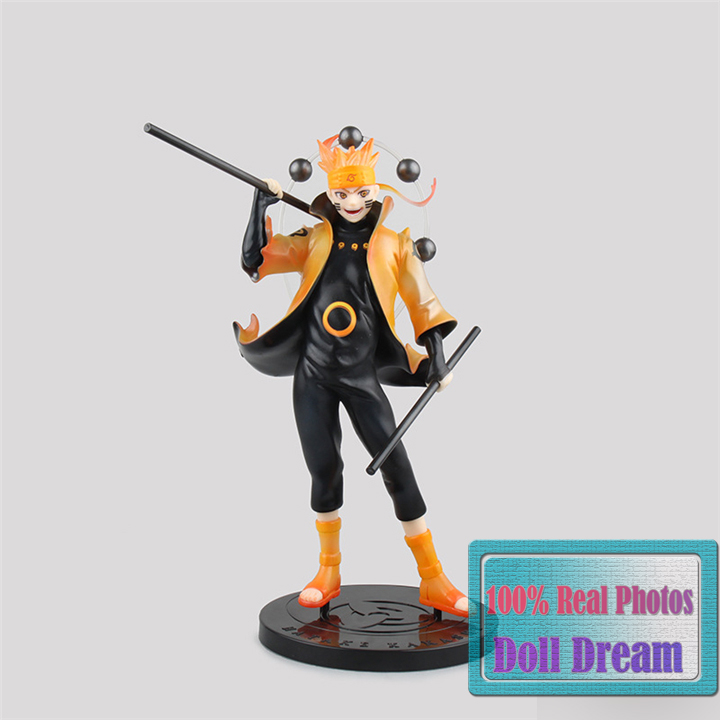 18cm Japanese Anime Naruto NARUTO MEGAHOUSE MH GEM PVC Action Figure Collection Model Toys japanese anime figures 23 cm anime gem naruto hatake kakashi pvc collectible figure toys classic toys for boys free shipping