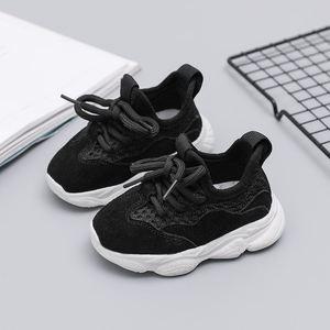 Image 3 - DIMI 2020 automne bébé fille garçon enfant en bas âge chaussures infantile chaussures de course décontractées fond doux confortable respirant enfants Sneaker