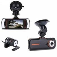 2018 Car Dash Camera 2.7 TFT DVR Full HD 1080P DVR Camera Recorde 170 degree+Rear IR Camer HDMI H.264 G sensor