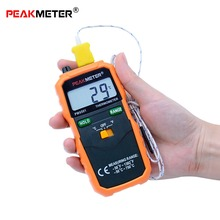 Indoor & Industrial Portable Digital Thermometer LCD K Type Thermocouple Electronic thermometer -50-750 degree genuine 100g kafuter k 1668 industrial electronic components fixed adhesives yellow