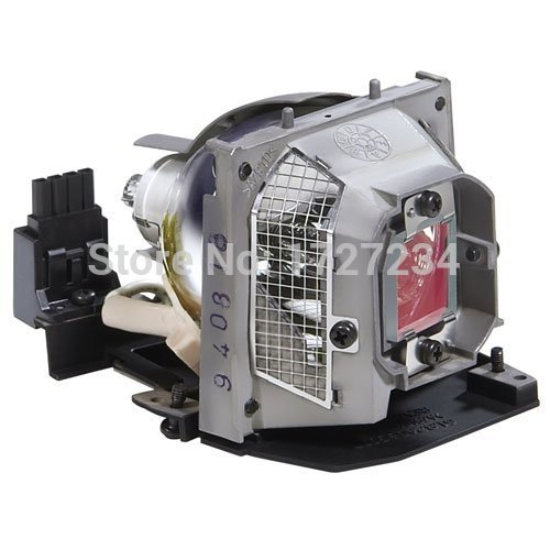 180 Days warranty Projector lamp With Housing 725-10003 / 0M8592 for 3400MP Projector new wholesale vlt xd600lp projector lamp for xd600u lvp xd600 gx 740 gx 745 with housing 180 days warranty happybate