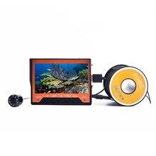 30 М Профессиональный Рыбалка Камеры Подводный Искатель Рыб Рыбалка Видео Камеры монитор HD 1000 твл с 8 Шт. ИК-ПОДСВЕТКОЙ для ночь