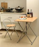Steel Wood Furniture Eat Desk And Chair Set Student Desk And Chair Set Book Desk And