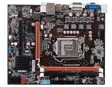 Colorful poleaxe c.b75k-v21 desktop motherboard h61 motherboard g620 g530 motherboard 100% tested working
