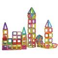 Bloques de construcción magnética juguetes mini 40 unids diy set inspire adultos y niños educativo juguete de diseño de construcción