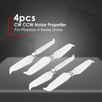 цена на for DJI Phantom 4 Series Low Noise Propellers for DJI Phantom 4 Pro V2.0 / Phantom 4 Pro / Phantom 4 Advanced Series