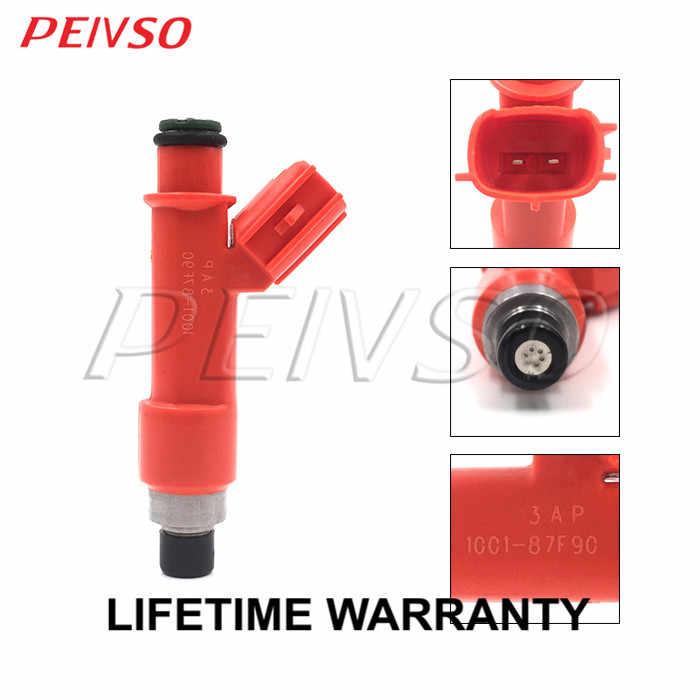 Peivso 1001-87F90 850CC 83lb топливный инжектор для Защитные чехлы для сидений, сшитые специально для TOYOTA Corolla AE86 E85 MR2 4AGE Turbo