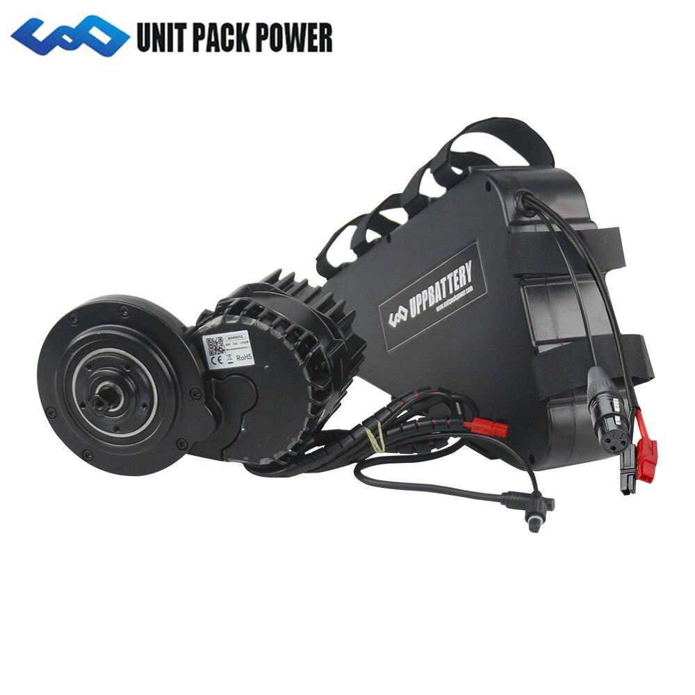 1000W BBSHD Bafang Motor Kits including Battery 52V 20Ah Build 1000W EBike Convert