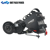 1000W Bafang bbshd Kits de Motor incluyendo batería 52V 20Ah construir 1000W EBike convertir|Motor de bicicleta eléctrica| |  -