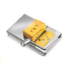 Neue Käse Butter Slicer Schneiden Leiterplatte Klinge Küche Kochen Backen Backformen Werkzeuge Mit 5 Draht TB Verkauf