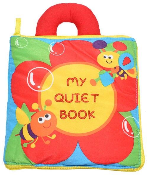 My quiet book