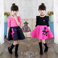 Girls Dress Autumn Winter Baby Girl Children Clothing Brand Clothes Kids Dress For Princess Holiday Party Wedding Toddler