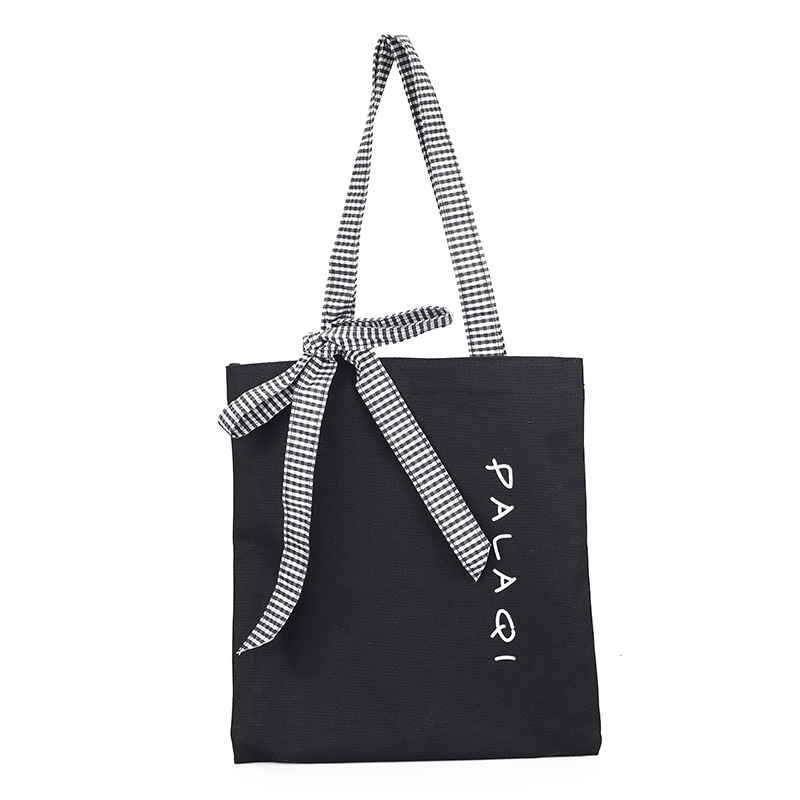 2017 Canvas Shopping Bag Character Bags Large Capacity Handbag Reusable Tote Bag Simple Eco Bag Women Handbags for Girls