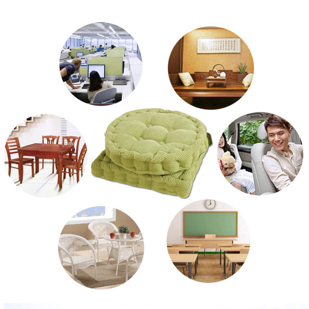 Thick-Corduroy-Elastic-Chair-Cushions-For-Kitchen-Chair-Solid-Color-Seat-Cushion-Square-Round-Floor-Cushion (3)