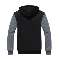 Mens Hoodie Innovation Blank Thicken Design And Customized You Logo US Plus Size