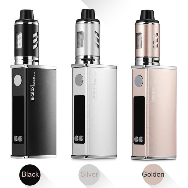 Cigarrillo electrónico seguro 80W Vape Mod Box Shisha Pen E Cig humo - Cigarrillos electrónicos