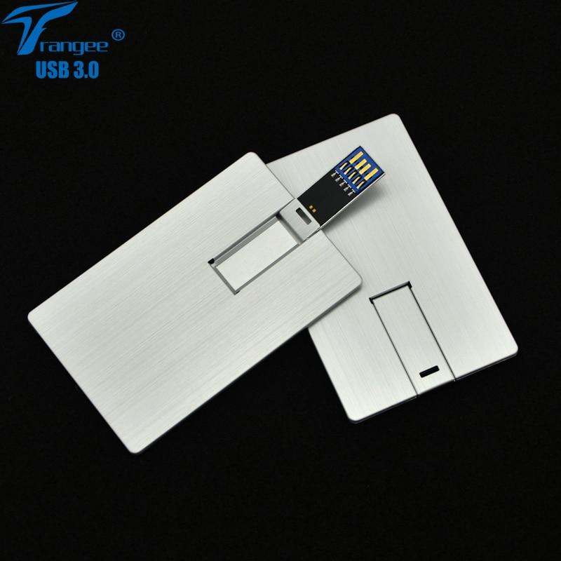 Trangee Usb 3 0 Business Card Flash