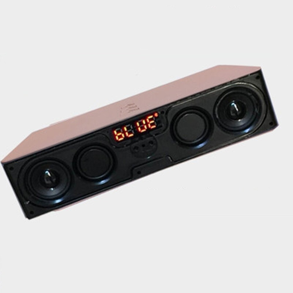 Super Bass Portable Bluetooth Speaker 4.0 Big Powerful 10W Soundbar Wireless Stereo Sound Box with DSP Noise Reduction Mic (10)