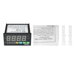 Image 5 - Dijital çok fonksiyonlu LED ekran sensörü ölçer 2 röle Alarm çıkışı ve 0 ~ 10 V/4 ~ 20mA/0 ~ 75mV giriş DA8 IRRB