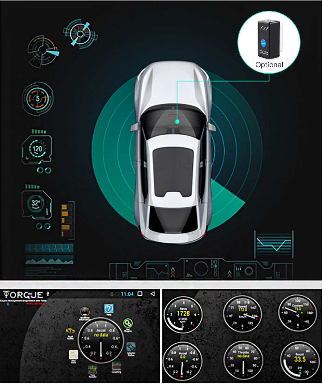 2din Car Radio Android 8,1 reproductor Multimedia navegación GPS Player 9 pulgadas para Hyundai solaris verna acento 2016 2017 autoradio