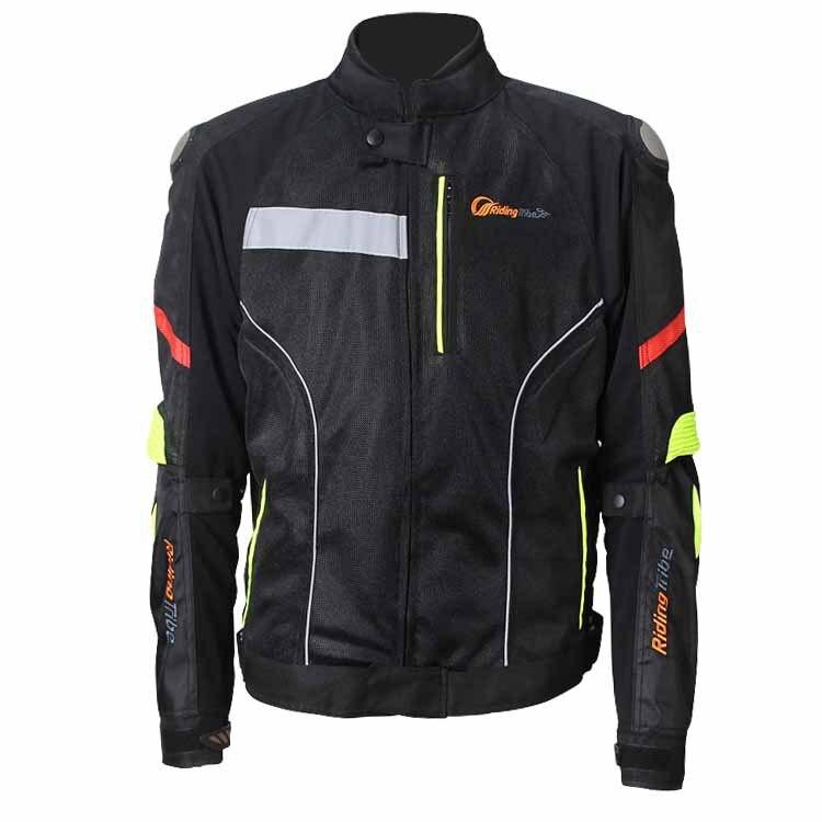 New model Pro-Biker men motorcycle jackets riding Racing jackets motorcycle Waterproof clothing pro biker mcs 04 motorcycle racing half finger protective gloves black size xl pair