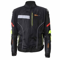 Free Shipping 2014 New Model Pro Biker Men Motorcycle Jackets Riding Racing Jackets Motorcycle Waterproof Clothing