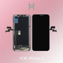 OriginaAAA OEM Qualità di 1:1 Per iPhone X Display LCD Screen Digitizer Assembly di Ricambio OLED/TFT Con Viso di Riconoscimento
