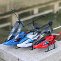 large alloy 52 cm 2.4G 3.5CH double-propeller remote control helicopter remote control distance of 100 me
