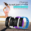 V66 smartband deporte inteligente pulsómetro pulsera pulsera inteligente bluetooth smartwatch para iphone 6 ip68 impermeable androide