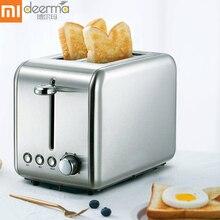 Xiaomi Deerma хлебопечка машина электрический тостер бытовой автоматический для завтрака тост Бутербродница разогрева кухня гриль печь