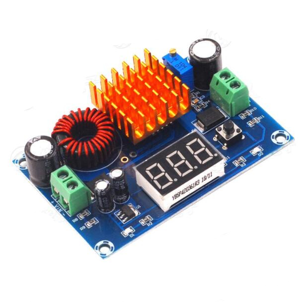 XH-M411/ DC-DC Digital Boost Board/Boost Module/High Power Boost Board/Boost 5-45V Output 5A(China)