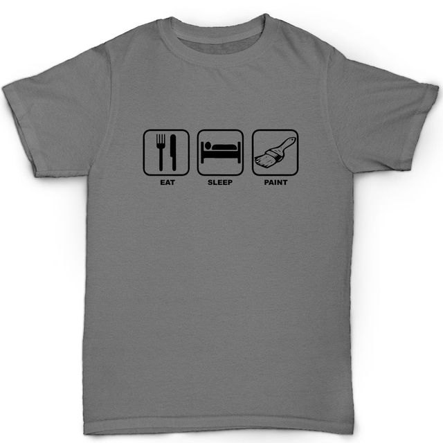 Funny Printed Unisex T-Shirt with Short Sleeves