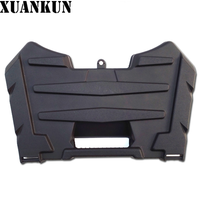 XUANKUN Motorcycle Parts ATV X8 CF800-2 Toolbox Cover Back Seat Tool Box Rear Case Cover CFMOTO
