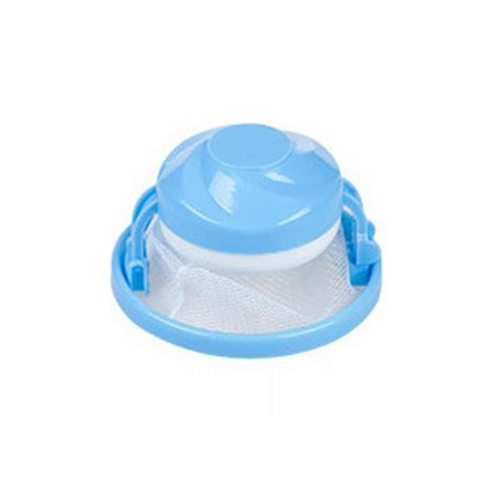 Mesin Cuci Hisap Rambut Remover Stick Bag Rambut Bola Membersihkan Pakaian Cuci Bola Filter Perlindungan Bola Rambut Removal Tool